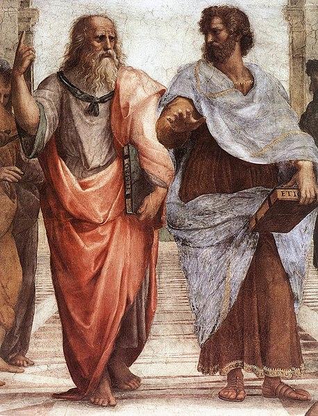 458px-Sanzio_01_Plato_Aristotle.jpg